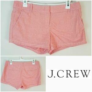 J. Crew   Coral Pink Shorts           [Shorts]